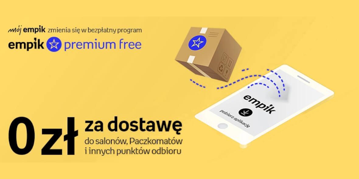 Empik:  Empik Premium Free 02.09.2020