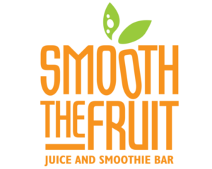 Logo Smooth The Fruit