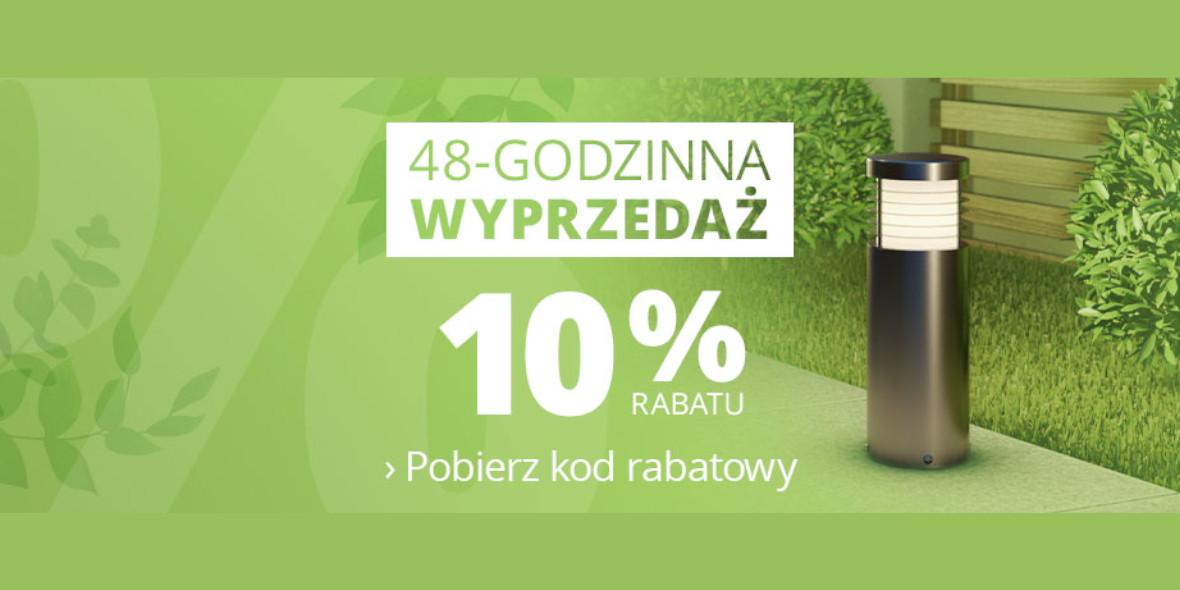 lampy.pl: Kod: -10% na 48-godzinnej wyprzedaży 16.04.2021