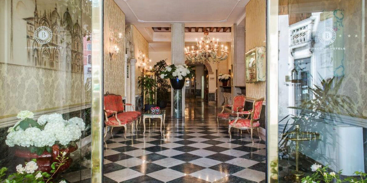 na pobyt w Boscolo Bellini Hotel, Italy, Venice