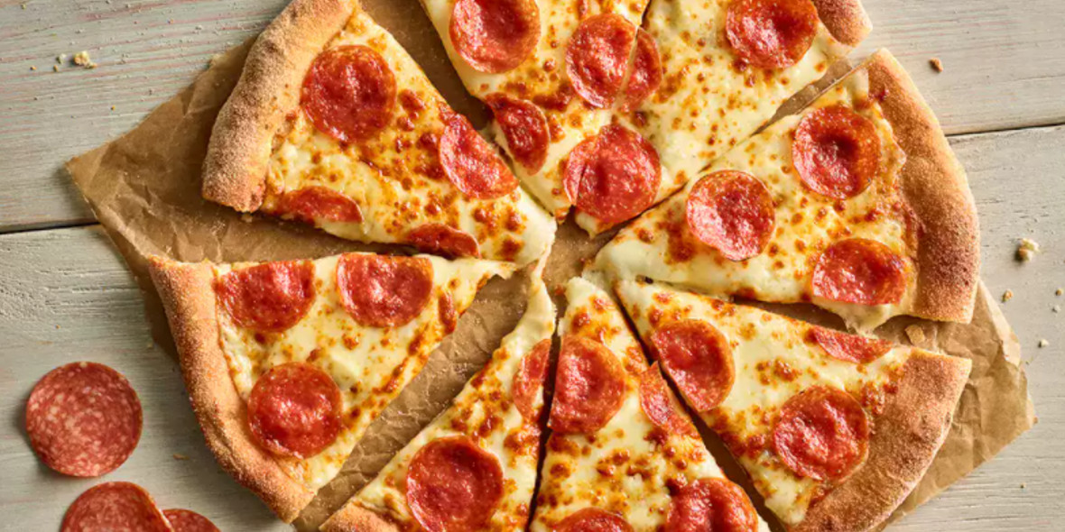 Pizza Hut: 1 zł za średnią pizzę Pepperoni 08.06.2021