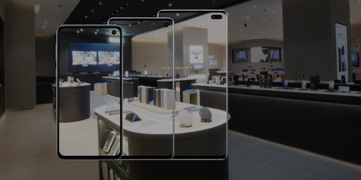 Samsung Brand Store: Do -20% na wybrany asortyment w  Galerii Mokotów 14.05.2019
