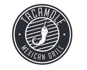 Logo TACAMOLE – mexican grill
