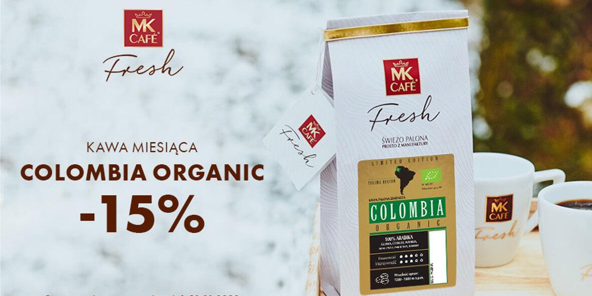 na Colombia Organic