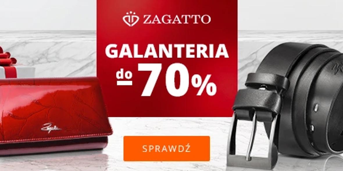 Allegro.pl: Do -70% na galanterię Zagatto 01.01.0001