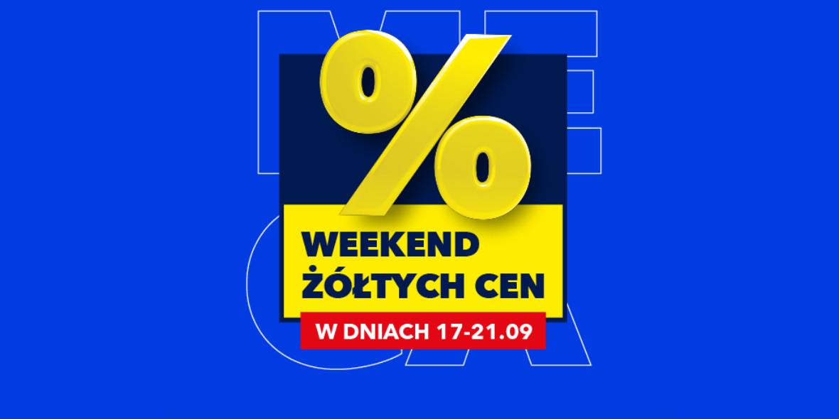RTV EURO AGD: Do -1000 zł na setki produktów 17.09.2021