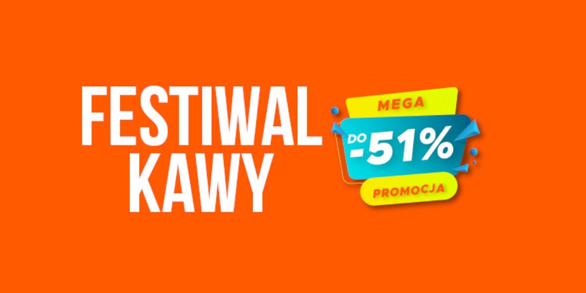 Allegro: Do -51% na Festiwalu Kawy 16.06.2021