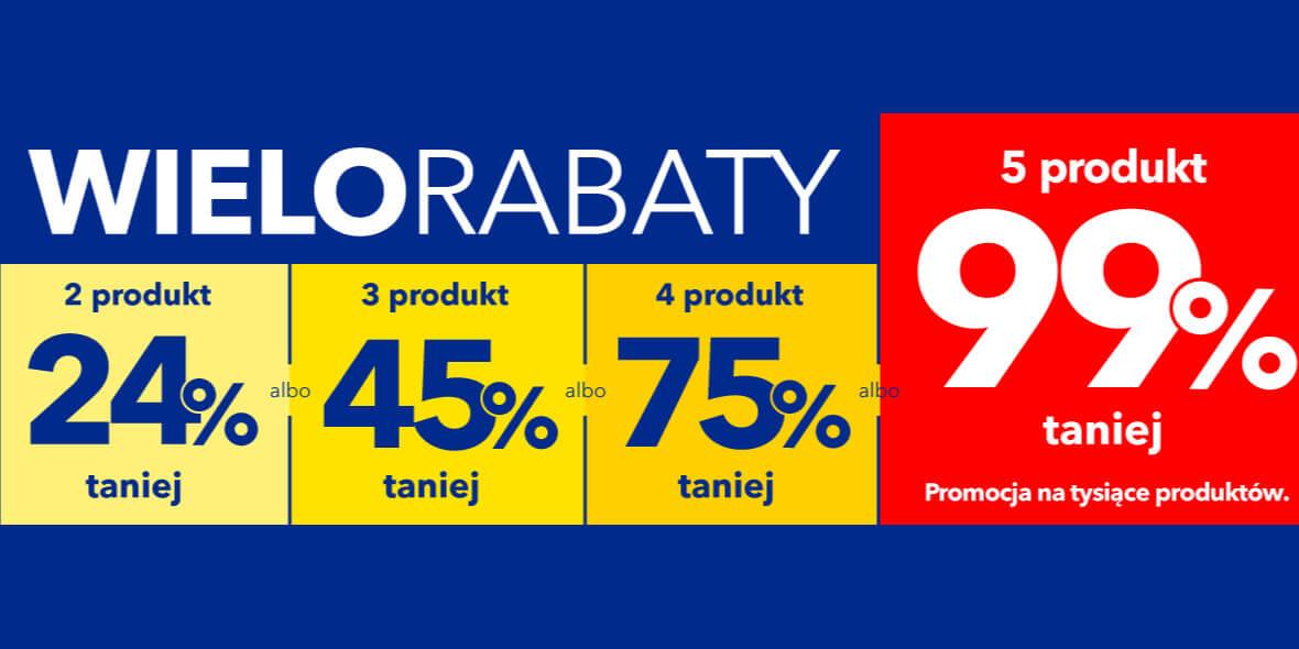 RTV EURO AGD:  Do -99% na wybrane produkty 03.08.2021