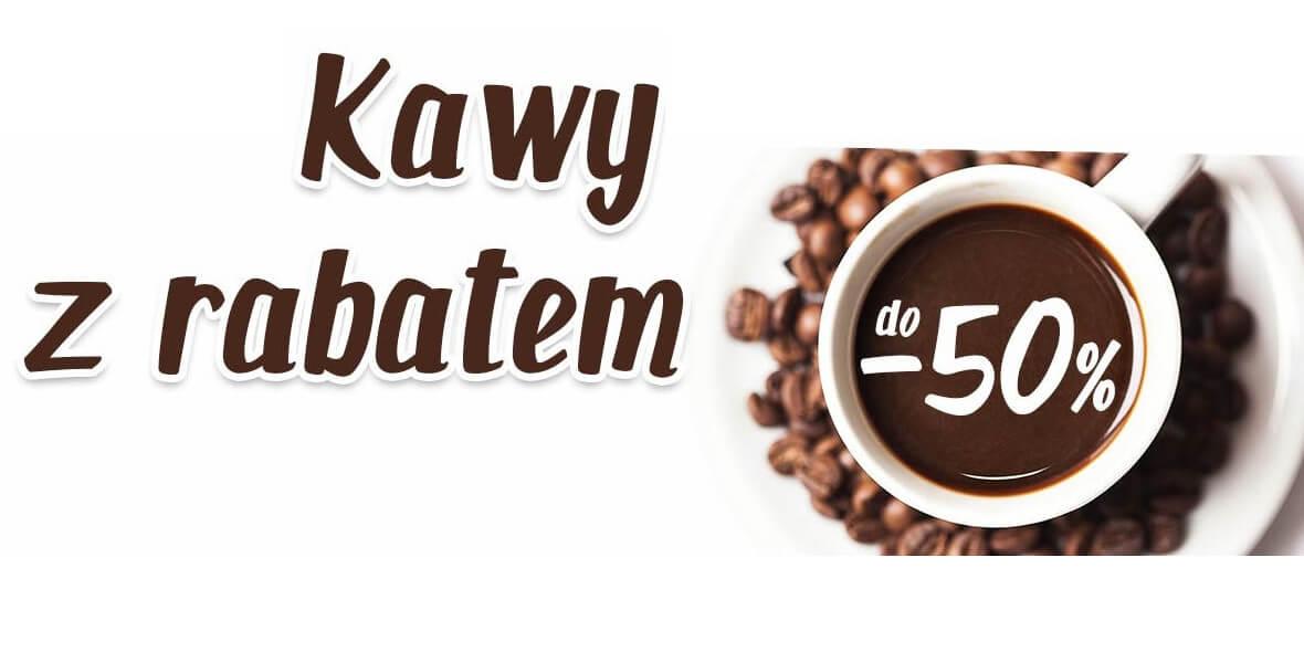 Kawy z rabatem do -50%