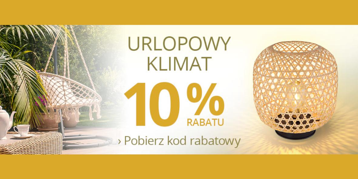 lampy.pl: Kod: -10% na cały asortyment 21.07.2021