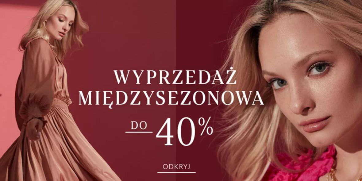 Taranko: Do -40% na wyprzedaży międzysezonowej 22.10.2021