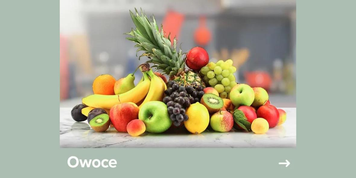 Carrefour:  Owoce w atrakcyjnych cenach 22.07.2021