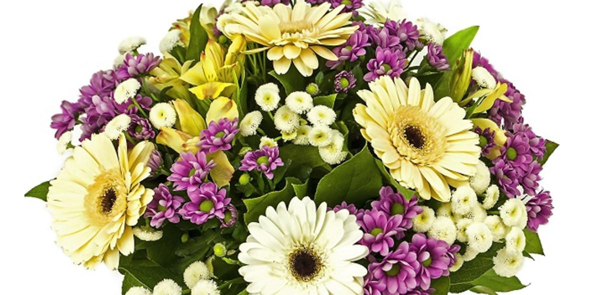 Kwiatowy Styl: -15% na kwiaty 01.01.0001