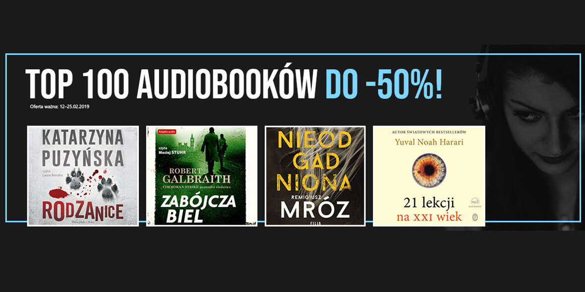 na audiobooki