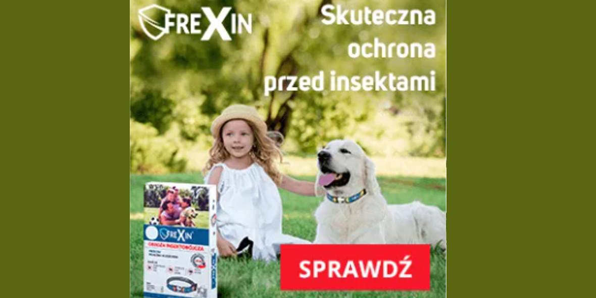 Fera:  Produkty FREXIN w super cenach 18.04.2021