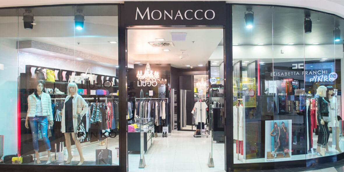 Monacco: -10% na cały asortyment 08.03.2019