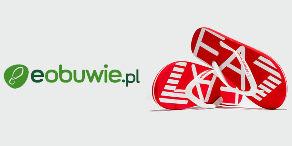 eobuwie.pl: Nawet -57% na japonki 26.07.2021