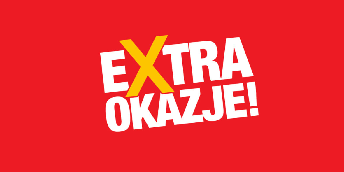 RTV EURO AGD:  Extra okazje 11.05.2021