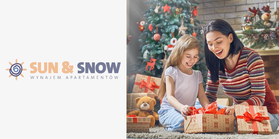 Sun&Snow:  Święta i sylwester FIRST MINUTE! 08.10.2021