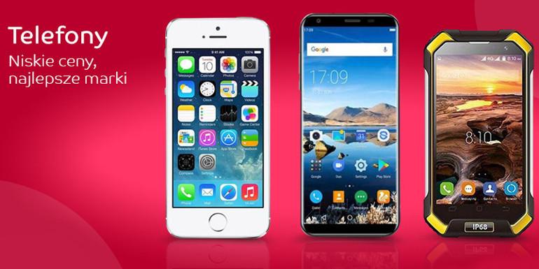 Najlepsze marki telefonów w niskich cenach