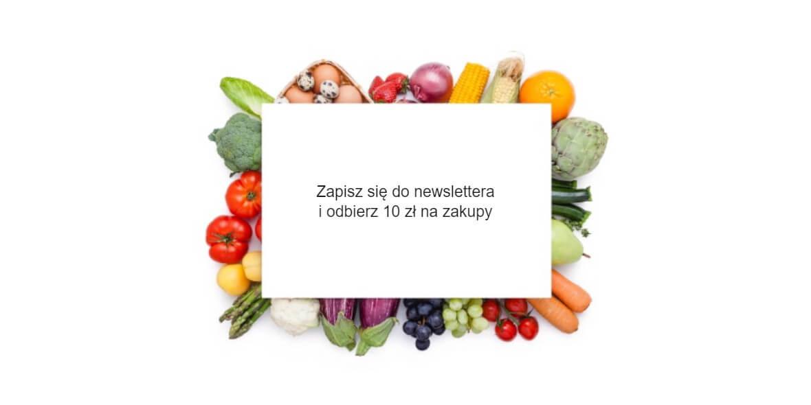Carrefour: -10 zł na zakupy za zapisanie się do newslettera 01.04.2021