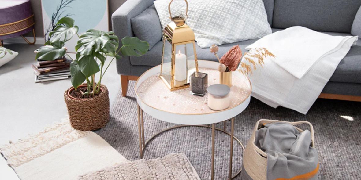 Zalando Lounge: Do -75% na wyposażenie wnętrz 07.04.2021