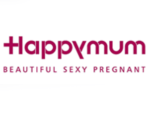 Logo Happy mum