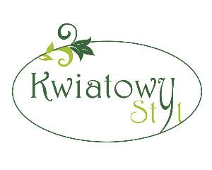 Logo Kwiatowy Styl