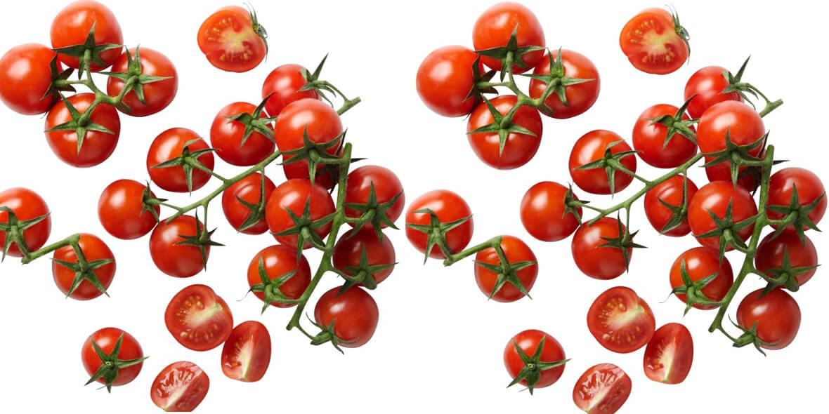 na pomidory cherry