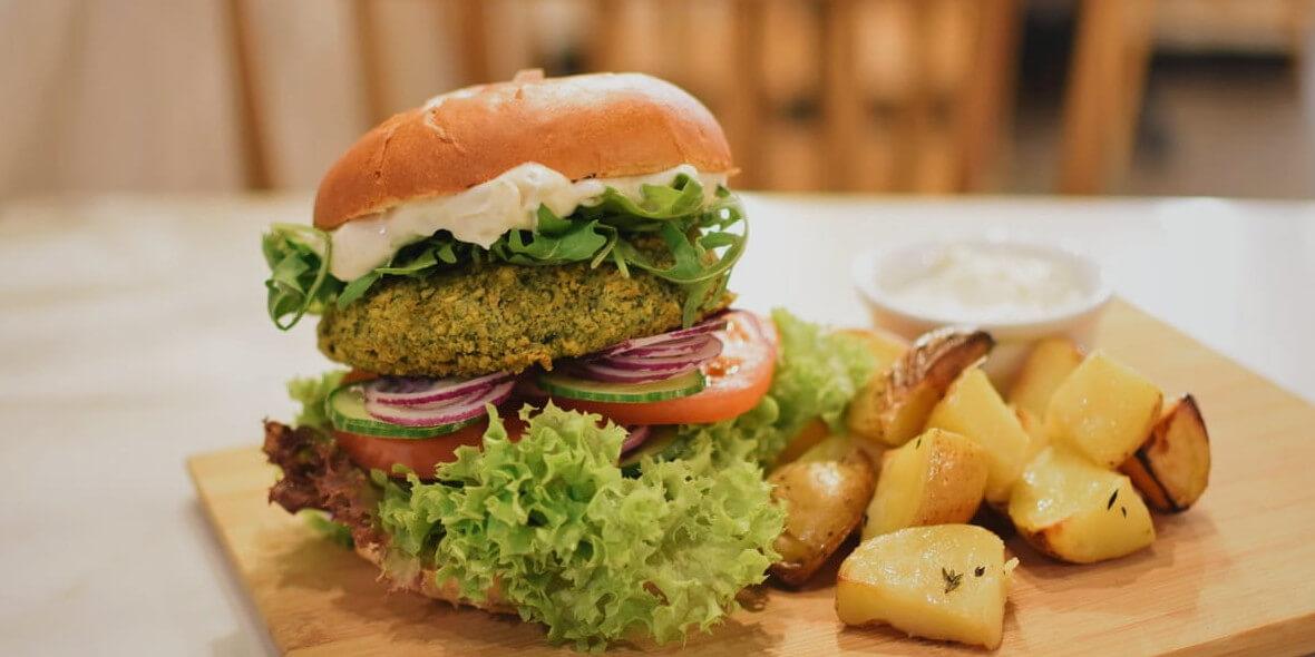 Zielona Restauracja Wegańska i Wegetariańska: Gratis burger w ramach Westfield Arkadia Restauracje