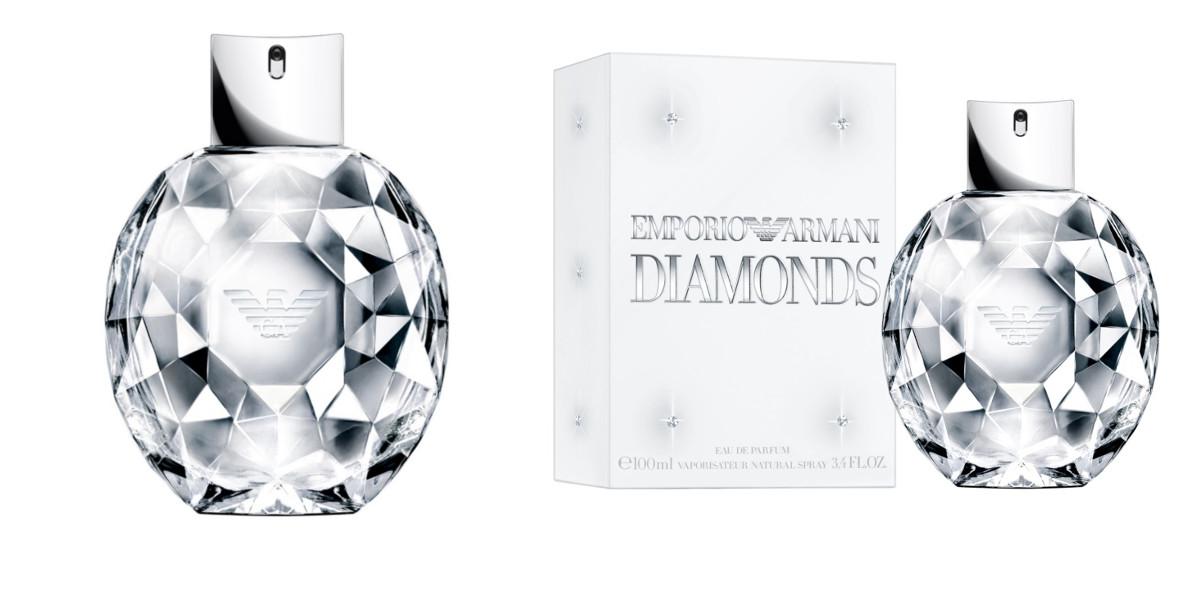 na wodę perfumowną Armani Emporio Diamonds