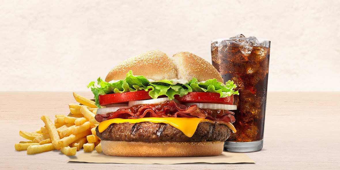 Burger King: -15% na zestawy 01.01.0001