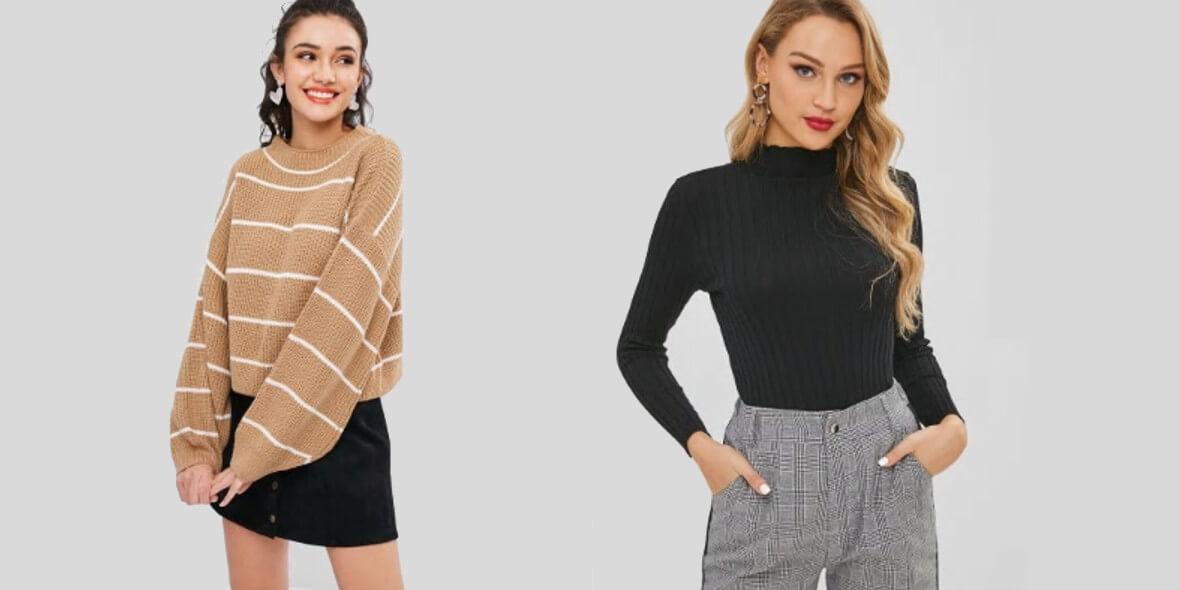 na swetry