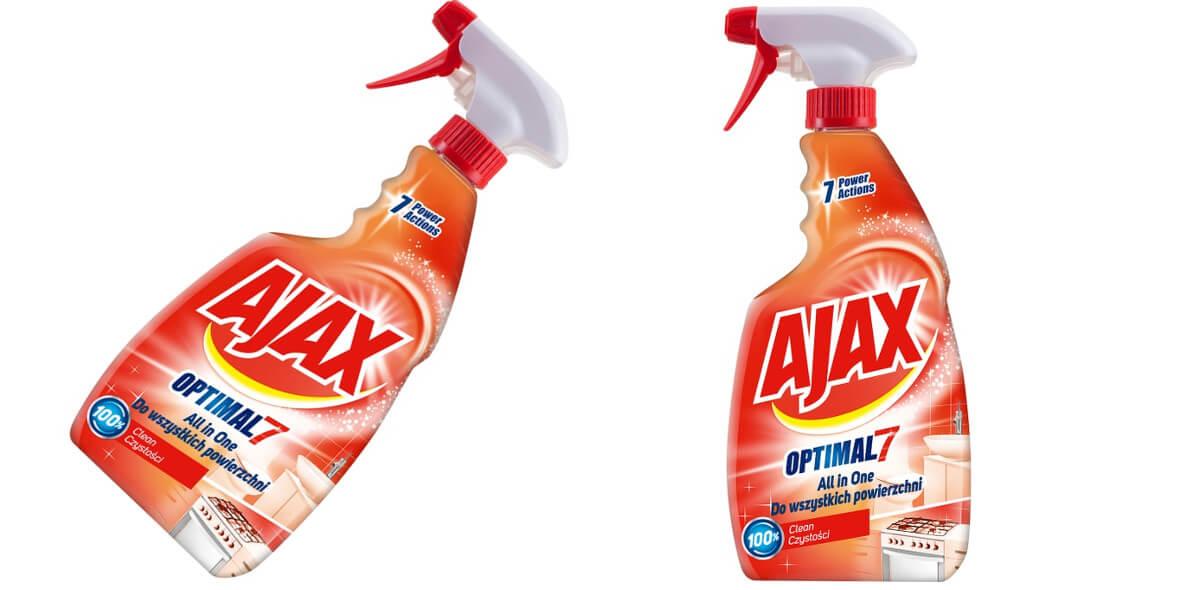 na spray do czyszczenia Ajax