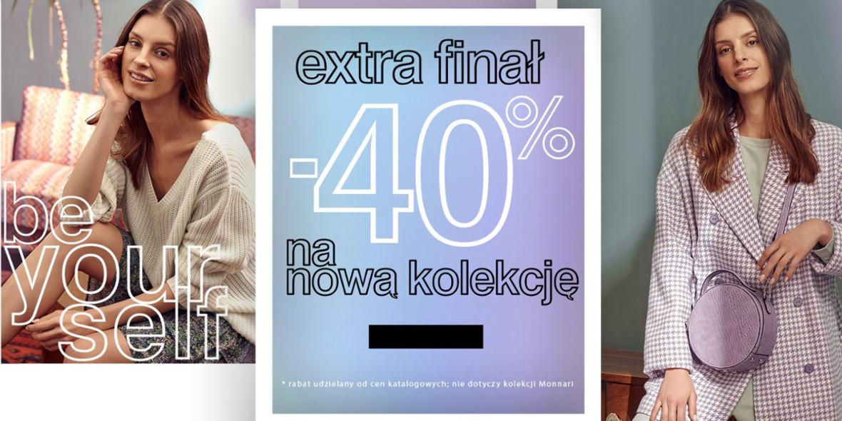 Top Secret: Kod: -40% na nową kolekcję 16.03.2021