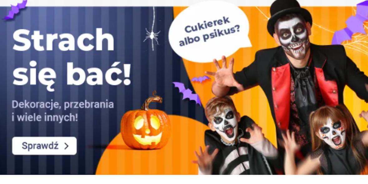ERLI.pl:  Dekoracje, przebrania i gadżety na Halloween 21.10.2021