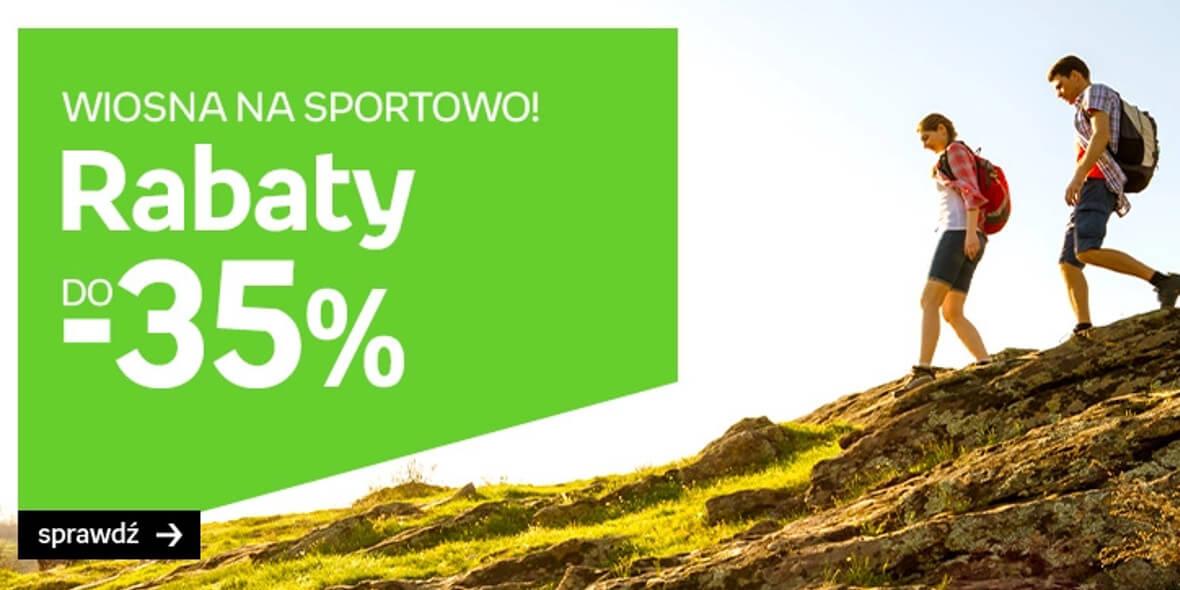 Empik: Do -35% na sprzęt sportowy 03.03.2021