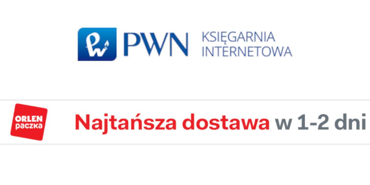 Księgarnia Internetowa PWN:  Najtańsza Dostawa w PWN! 14.10.2021