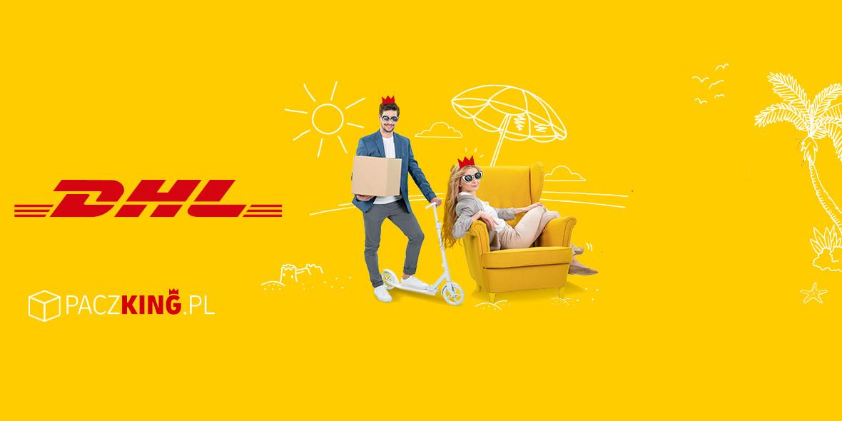 DHL: Paczka już od 12,90 zł