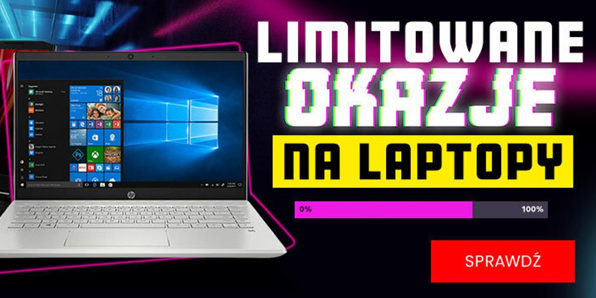 Media Expert:  Do -1500 zł na laptopy 22.09.2021