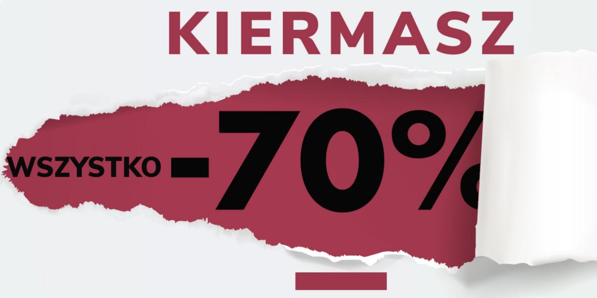 Vistula: -70% na zimowym kiermaszu