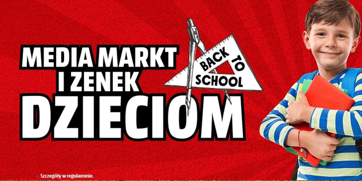 Media Markt i Zenek - dzieciom