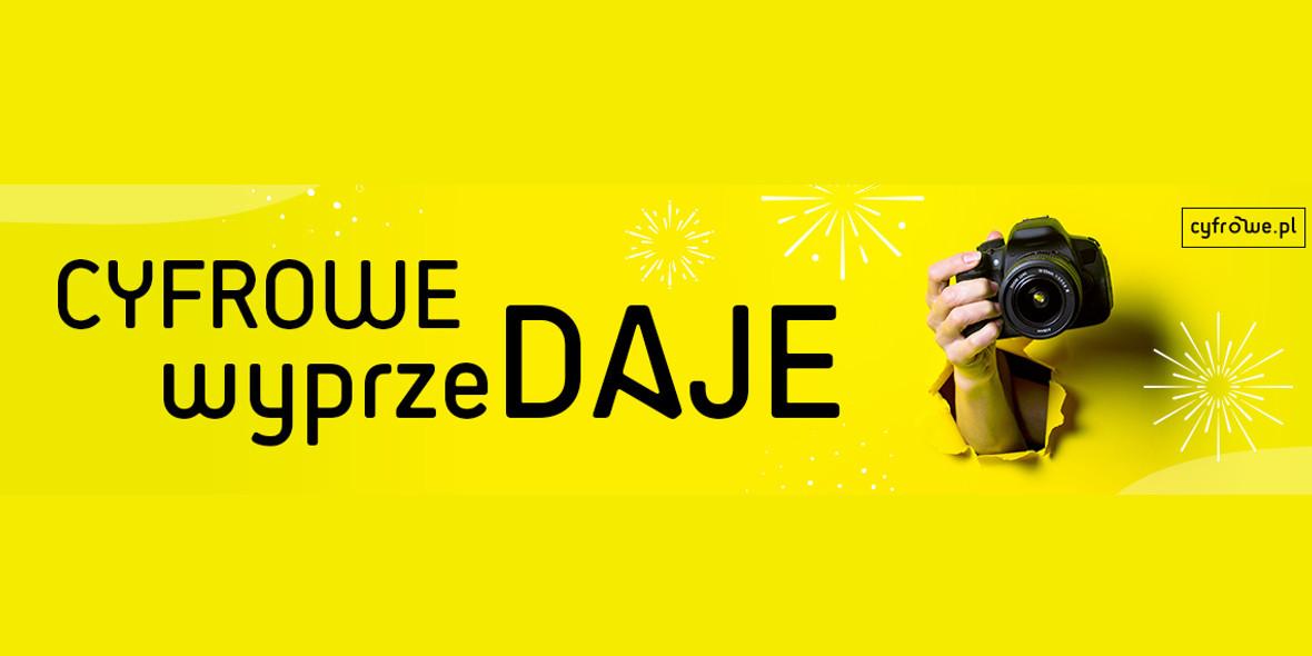 Cyfrowe.pl: Wyprzedaż wybranych produktów