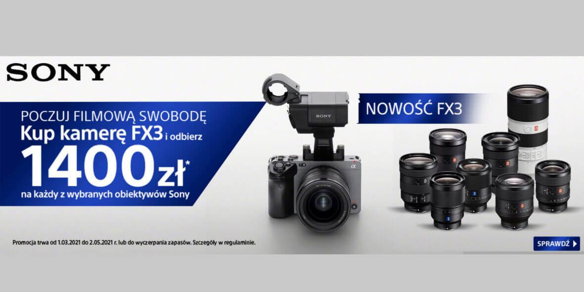 Cyfrowe.pl:  Odbierz 1400 zł na obiektyw 01.03.2021