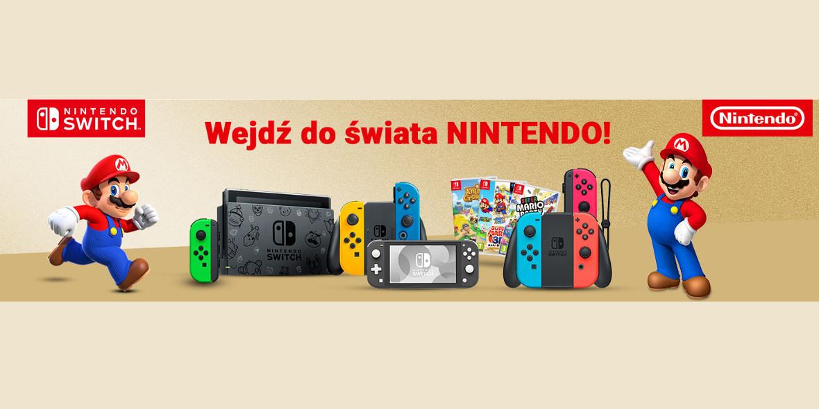 Media Expert:  Wejdź do świata Nintendo 13.04.2021