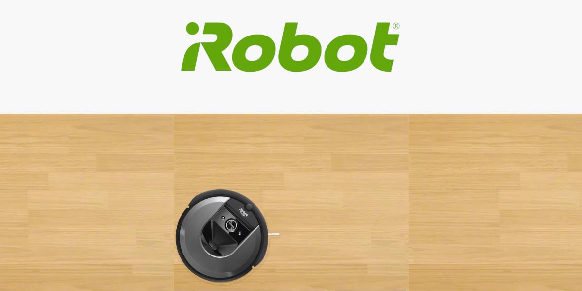 iRobot: -2500 zł za odkurzacze iRobot