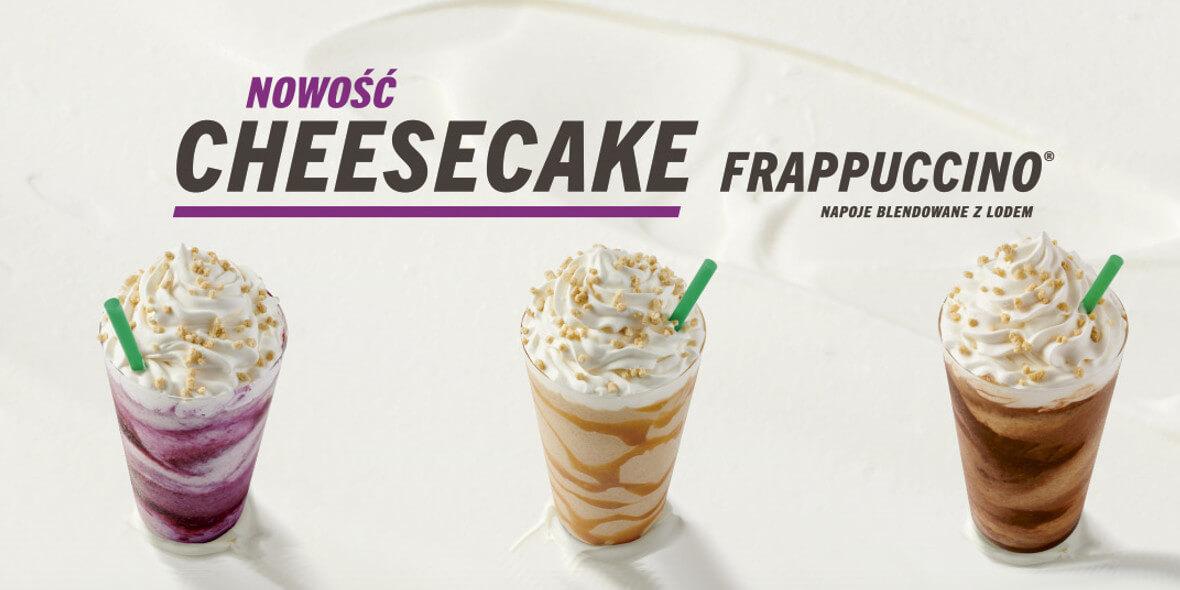 Cheesecake Frappuccino