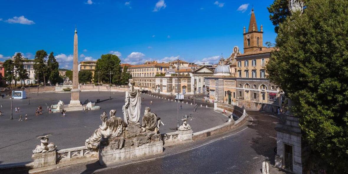 na nocleg w hotelu Castel Sant'Angelo Inn (Rzym)