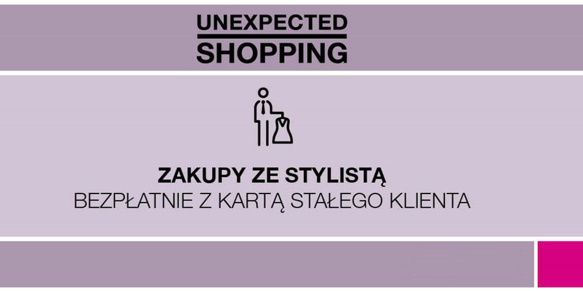 zakupy ze stylistą z kartą stałego klienta