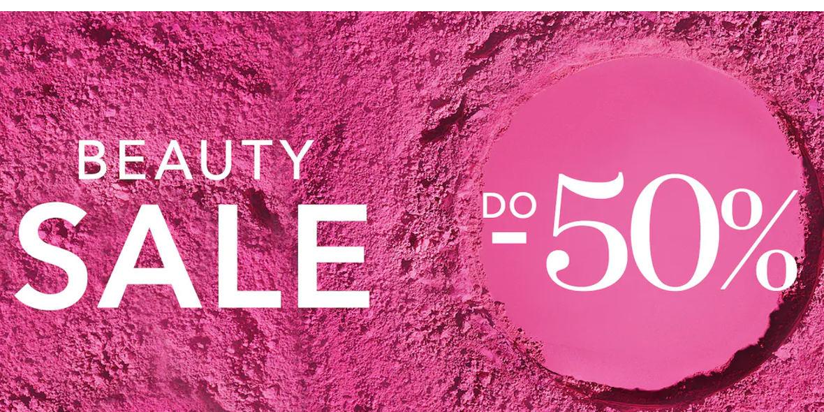 Douglas: Do -50% na beauty sale 14.06.2021